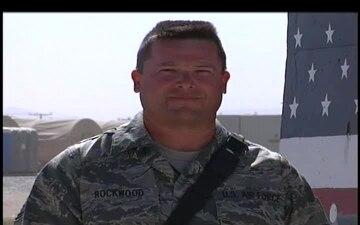 Tech. Sgt. Russell Rockwood