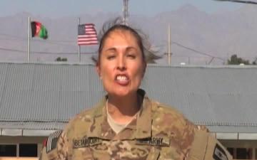 Sgt. 1st Class Judy Benancourt