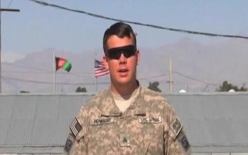 Sgt. Matthew Howard