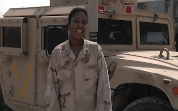 Petty Officer 2nd Class NANETTE LEWIS