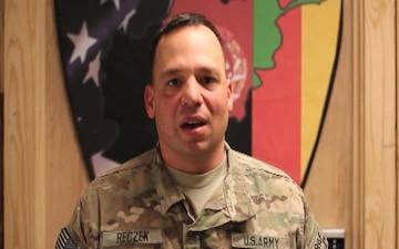 Sgt. 1st Class Ronald Reczek