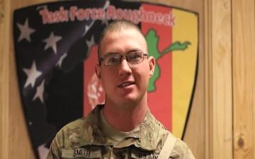 Sgt. Karl Smith