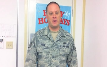 Staff Sgt. Shawn Payne
