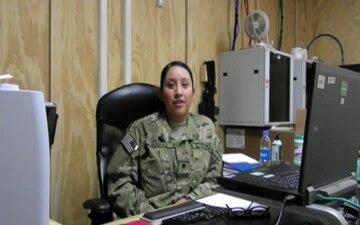 Spc. Gricelda Vasquez
