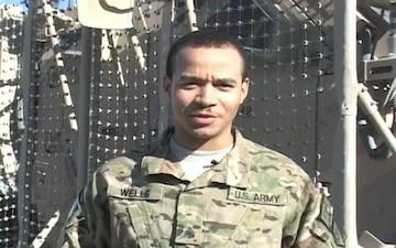 Sgt. Joshua Wells