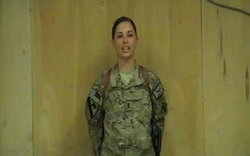 1st Lt. Beth Wagner