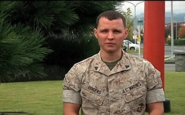 Cpl. CLAYTON ROGERS