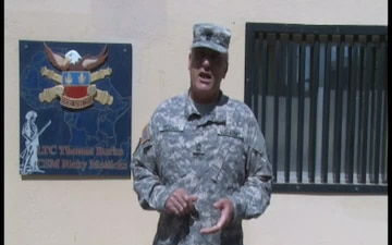 Master Sgt. Randy McCall