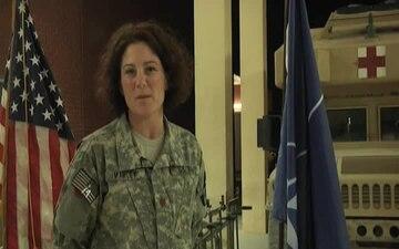 Lt.Cmdr. Mary Marley