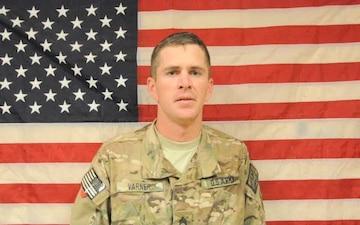 Staff Sgt. Ryan Varner