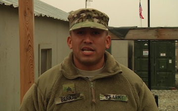 Sgt. JOSE BERNAL
