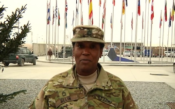 Master Sgt. GLORIA BELIN