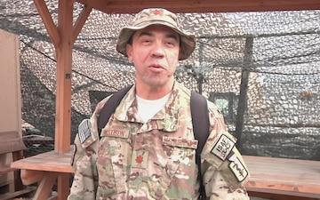 Maj. Tim Christison