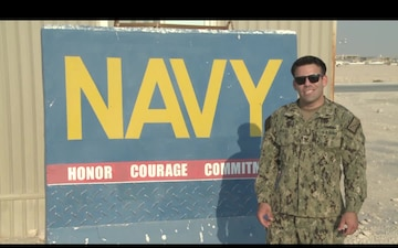 Petty Officer 2nd Class Kevin Priest