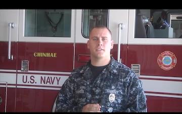 Petty Officer 2nd Class Thomas Trowbridge