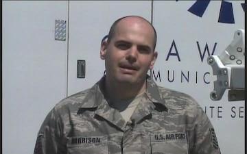 Tech. Sgt. Douglas Morrison