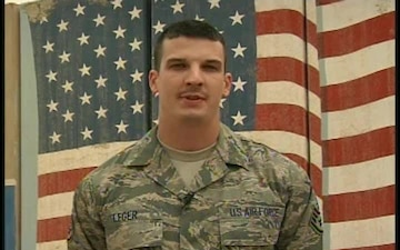 Staff Sgt. Richard Leger