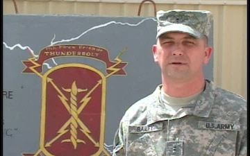 Chief Warrant Officer Richard Bailey