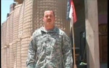 Sgt. SETH FARIS