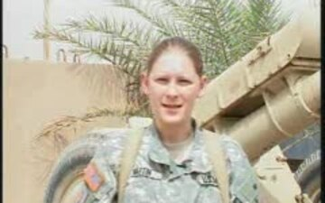 1st Lt. Christina Martin