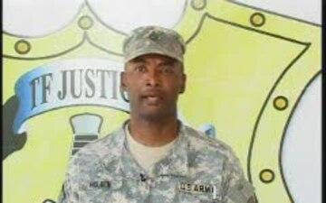 Master Sgt. Keith Bolden