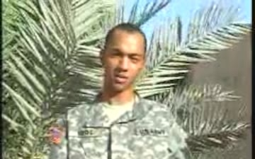 Pfc. Thelogust Hodges