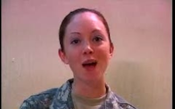 2nd Lt. Lisa Roche