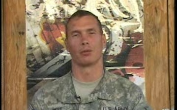 Staff Sgt. Cory West