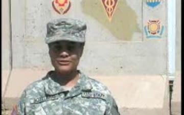 Staff Sgt. Barbara Bottomms