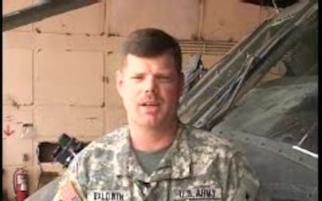 Staff Sgt. Mike Baldwin