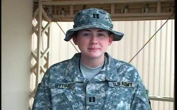 Capt. Alissa Byrne