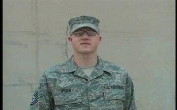 Tech. Sgt. James Wiger