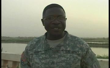 Staff Sgt. Laurent Assi