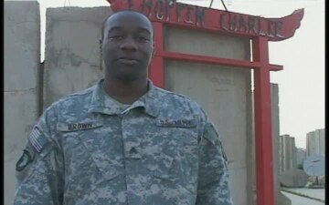 Sgt. Malcolm Brown