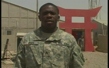 Sgt. Charles Posey