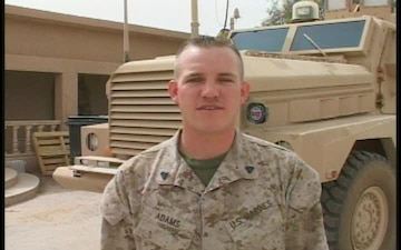 Cpl. Gregory Adams