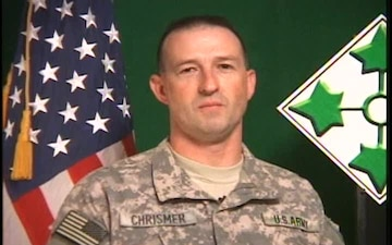 Master Sgt. Duane Christmer