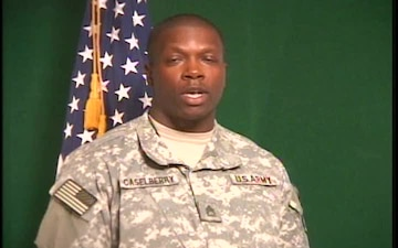 Sgt. 1st Class Terrence Caselberry