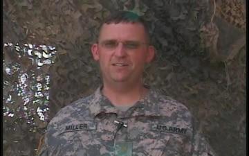 Maj. Mark Miller