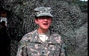Sgt. 1st Class Jr Williams