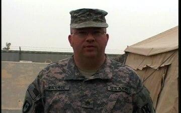 Staff Sgt. Daniel Wallace