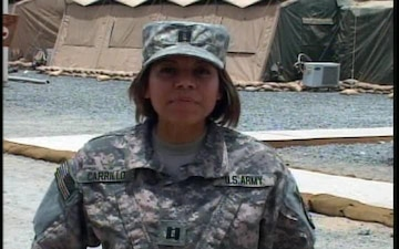 Capt. Maria Carrillo