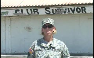 1st Sgt. Shellie Lewis