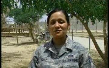 Staff Sgt. Ruth Cruz