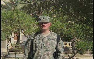 1st Lt. Sean Trobaugh