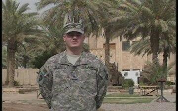 Sgt. Garrett Elliott