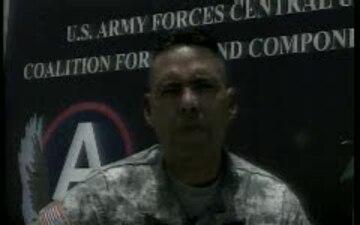 Master Sgt. Thomas Martinez