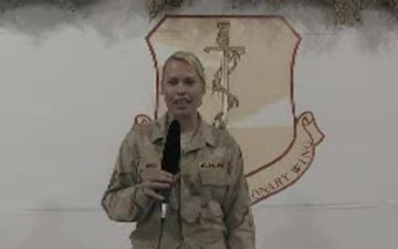 Tech. Sgt. Callie Wood