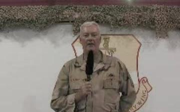 Chief Master Sgt. Robert Blakeborough