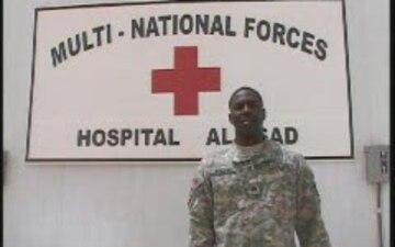Sgt. Frederick Williams